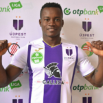 Vincent Onovo Signs With Újpest FC