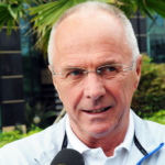 Mr. Sven-Göran Eriksson Is Available For A New Club