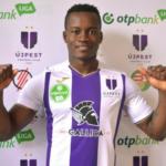 Vincent Onovo Signs With Újpest FC